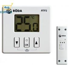 Заказать Комнатный беспроводной термостат Roda RTF2