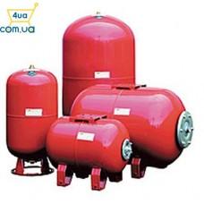 Расширительный бак для системы отопления сварной конструкции с фиксированной мембраной ER-5 (8CE, 12CE, 18CE, 24CE)