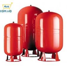 Расширительный бак ELBI-35 (50, 80, 100, 150, 200, 250, 300, 500) для системы отопления сварной конструкции с фиксированной мембраной ERCE
