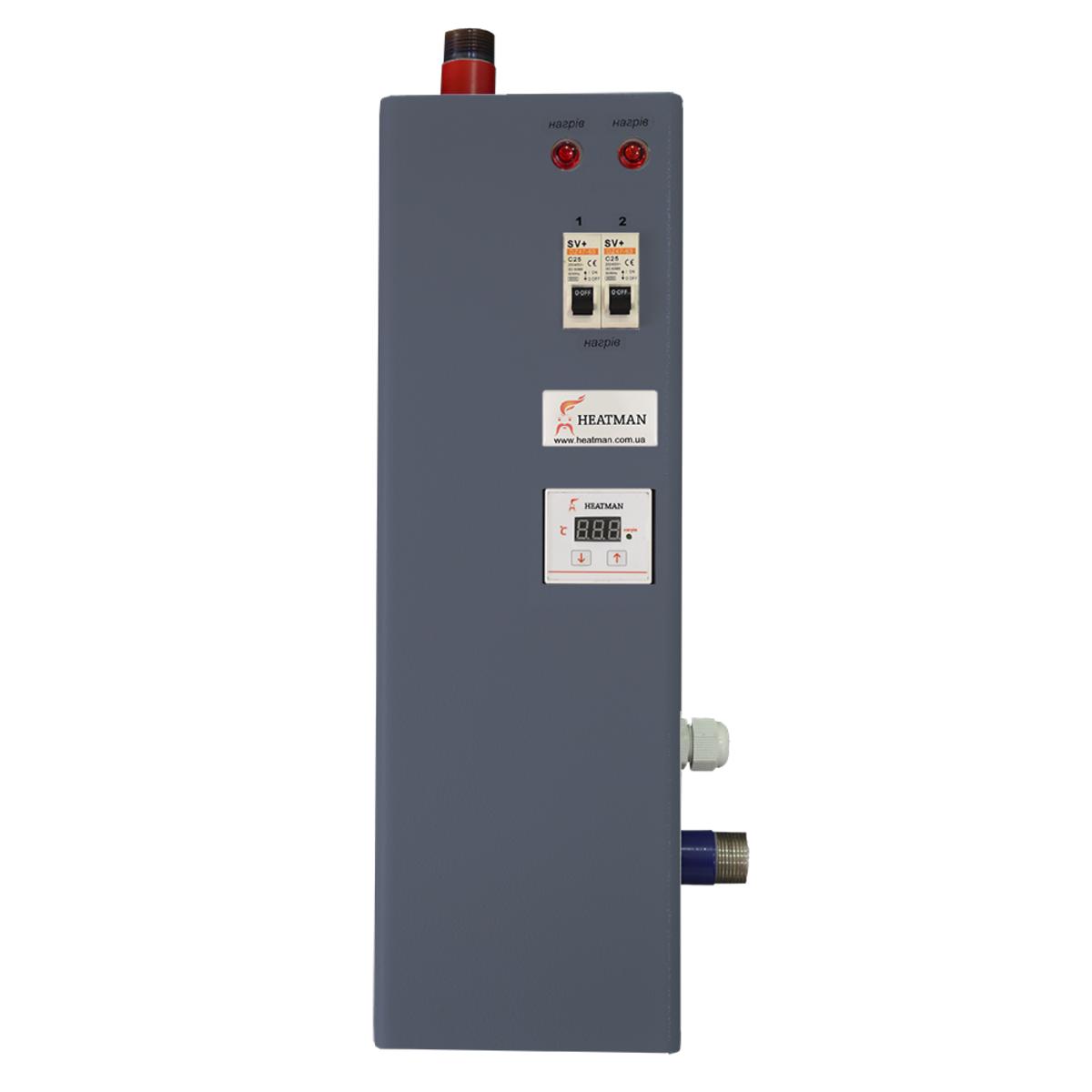 Электрический котел HEATMAN для дома